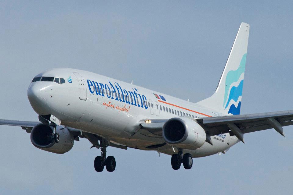Fleet - euroAtlantic Airways