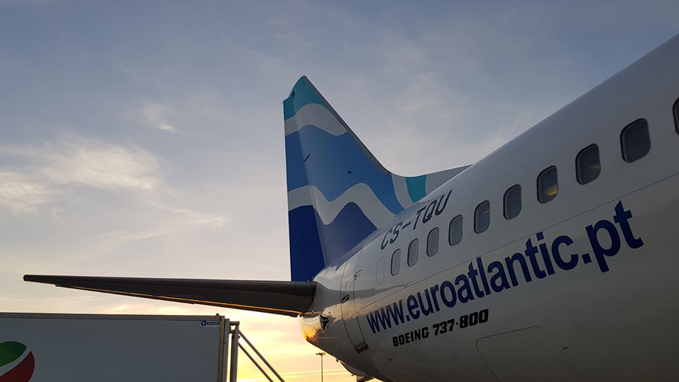 Fleet - euroAtlantic Airways